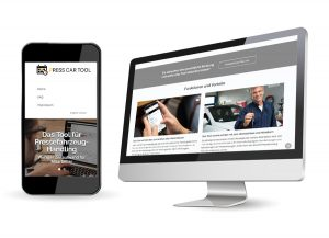 Presscartool – Pressefahrzeug-Verwaltung