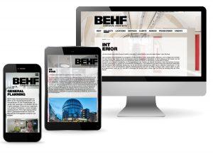 BEHF – Corporate Architects